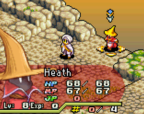 how to play final fantasy tactics advance on pc